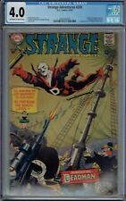 CGC 4.0 STRANGE ADVENTURES #205 1ST APPEARANCE OF DEADMAN DC 1967 OW/W PAGES