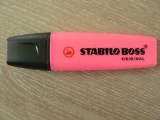 Surligneur Stabilo 'Boss Original' Rose