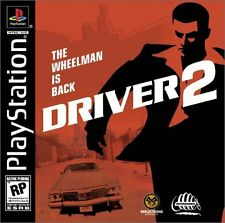 Driver 2 - PlayStation [PlayStation] Greatest Hits 1-2 Players Teen ESRB