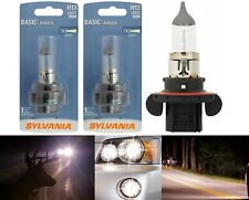 Sylvania Basic 9008 H13 65/55W Two Bulbs Head Light Dual Beam Replacement OE Fit
