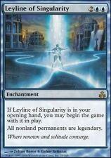 Magic the Gathering MTG 1x Leyline of Singularity x1 LP/LP+ x 1 Guildpact
