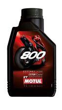 Motul 800 2T Factory Line on Road 2-Takt Racing Mixed Oil 1 Litre Bottle
