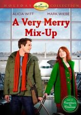 A Very Merry Mix-Up (Lawrence Dane, Alicia Witt) ~ BRAND NEW HALLMARK DVD