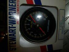 """STUART WARNER 10K RPM TACHOMETER 3-3/4"""",  NOS"""