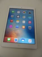 "Apple iPad Air Silver/White 32GB WiFi + 4G Cellular 9.7"" Retina MD795B/B Tablet"