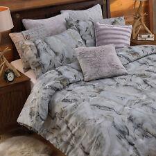 100% Brushed Cotton Flannelette Fur Printed Design Duvet Cover Linen Bedding Set