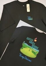 Tommy Bahama Relax TShirt Watch the Birdie Golf Graphic Tee Size S Small NWT