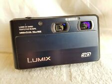 Panasonic DMC-3D1 Dual Lenses 3D Digital Camera North America Version.