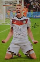 ANDRE SCHÜRRLE - A3 Poster (ca. 42 x 28 cm) - Fußball Clippings Fan Sammlung NEU
