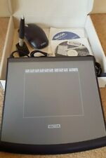 Wacom Intuos 2 Graphics Tablet With Stylus & Mouse + software in non orig box