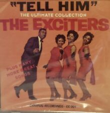THE EXCITERS 'Tell Him' The Ultimate Collection - 29 Tracks