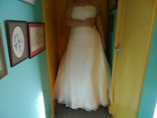 Jasper conran wedding dress size 12