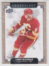2018-19 Upper Deck Chronology #54 Lanny McDonald Calgary Flames /222
