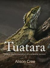 TUATARA - CREE, ALISON - NEW HARDCOVER BOOK