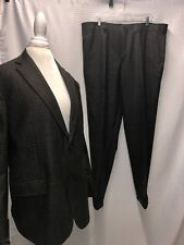 NWOT Brooks Brothers Winter Suit 46R/W40(pants) New Without Tag Dark Gray