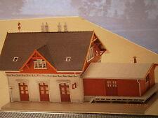 Faller H0 Bahnhof St. Lorenzen – Ville Neuve Bausatz neu