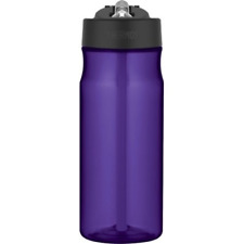 Thermos Intak Hydration Water Bottle With Straw 530ml Purple