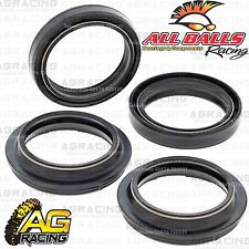 All Balls Fork Oil & Dust Seals Kit For Kawasaki ZX 10R 2009 09 Motorcycle Bike