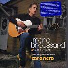 MARC BROUSSARD CARENCRO 5 TRACKS CD SAMPLER PROMO CARPETA CARTON