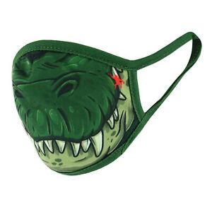 New Wild Republic Kid's Crocodile Mouth Protective Face Mask