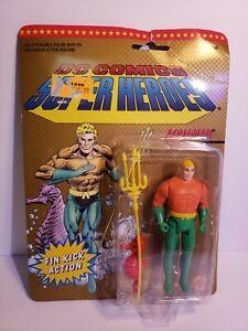 """1990 Toy Biz DC Comics Super-Heroes """"Aquaman"""" Sealed"""