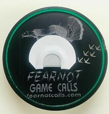 """Double Reed Mouth Call """"New"""" Turkey Hunting FearNot Game Calls Yelper"""