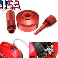 Generator Gas Cap & Oil Change Tube Funnel & Magnetic Dipstick For Honda EU2000i