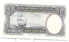 New Zealand 159d 1 Pound Note UNC 247557909