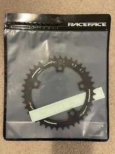 Raceface Chainring Single Narrow Wide 110bcd 40T 110mm 1x SRAM Shimano Gravel