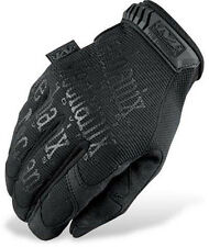 MECHANIX WEAR ORIGINAL COVERT GLOVES BLACK - Army SAS POLICE RAR NAVY Infantry