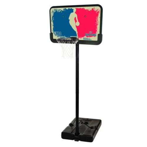 price Spalding 44 Portable Basketball System Travelbon.us