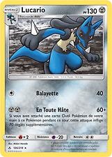 Pokemon - Lucario - Holo Rare - SL10 - 126/214  - VF Français
