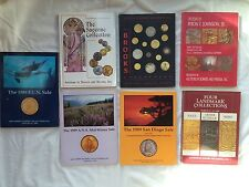 1989 Lot of Coin Auction Catalog by Bowers and Merena Coin Collecting Magazines