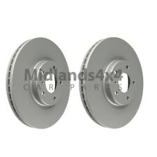 For NISSAN MURANO INFINITI FX35 03> FRONT AXLE BRAKE DISCS SET