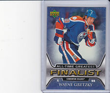 2005-06 UPPER DECK WAYNE GRETZKY UD ALL TIME GREATEST #23 OILERS