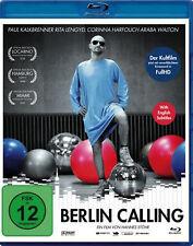 "Paul Kalkbrenner ""berlin calling"" Blu-Ray Disc NEU Kult-Film der Techno-Szene"