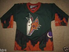 Phoenix Arizona Coyotes NHL Proplayer Jersey Toddler S 4 4T