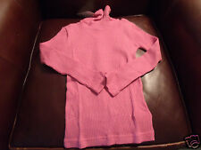 Pappa &Ciccia Girls' Pink Turtleneck (6Yr.) MSRP:  $48.00