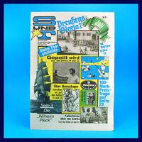 S und T 7/1986 | Segelschulschiff | DDR-Zeitschrift GST NVA Sport und Technik
