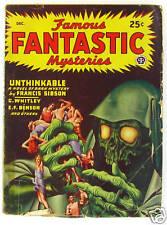 FAMOUS FANTASTIC MYSTERIES-December 1946-Pulp