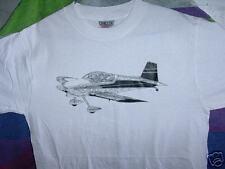 Airplane T Shirt Van's RV6, RV-6 Price incl S&H in US