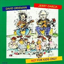 Not for Kids Only by David Grisman/Jerry Garcia (CD, Oct-1993) Grateful Dead