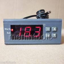 AC 110~120V Digital Temperature Controller Thermostat Celsius