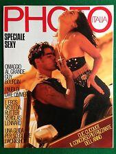 Rivista erotica PHOTO n.192 del 1991 Ed Italiana , JOHN RUTTER GUY BOURDIN