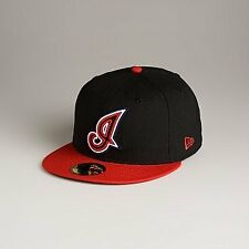 Neon Cleveland Indians Custom New Era Hat MLB Cap 7 1/4