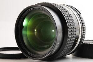 Autocollant Excellent +】 Nikon Ais Nikkor 35mm F/2 1:2 Angle Large SLR Mf Lens