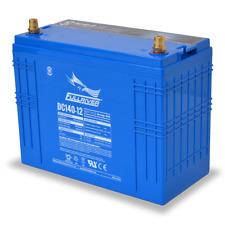 BAFRDC140-12 Fullriver Full Force AGM Deep Cycle Batteries 140AH/12V Quantity 1