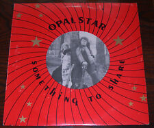 Opal Star - Something To Share - PSYCH / FOLK ROCK - LP Private Press RARE 1978