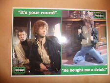 THE PROFESSIONALS MARTIN SHAW LEWIS COLLINS POSTCARD VIDEO issue 2 vol 3 CI5