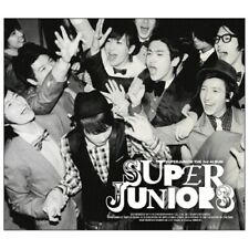 Super Junior-[Sorry, Sorry] 3rd Album B Ver CD+Booklet+Gift K-POP Sealed SUJU